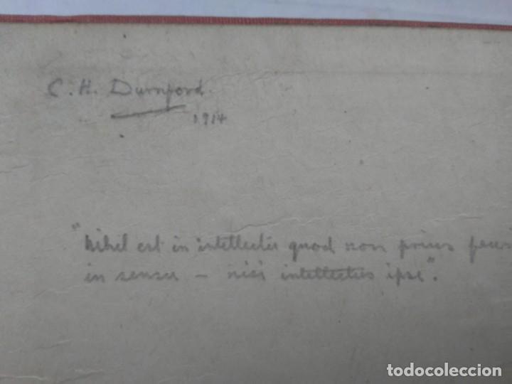 Libros antiguos: An Introduction to Experimental Psychology C.S.Myers Cambridge University Press 1914 Libro en inglés - Foto 8 - 194403205