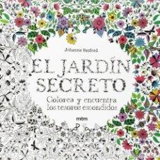 Libros antiguos: EL JARDÍN SECRETO. - BASFORD, JOHANNA.. Lote 199520892