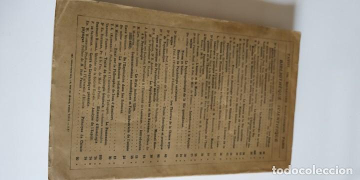 Libros antiguos: ESSAIS DE PSYCHANALYSE. 1927. 1era edicion francesa - Foto 4 - 203928260