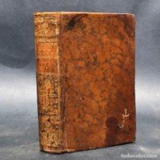 Libros antiguos: XVIII - EL HOMBRE Y LA MUJER - IMPOTENCIA - AMOR - AFRODISÍACOS - SEXO. Lote 205001878