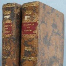 Libros antiguos: 1827.- PHYSIOLOGIE DES PASSIONS OU NOUVELLES DOCTRINE DES SENTIMENTS MORAU. ALIBERT. 2 TOMOS. Lote 205857040