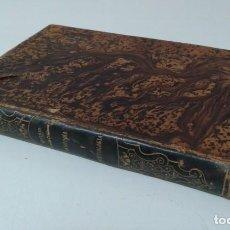 Livros antigos: ONTOLOGIA METAFISICA PURA Y COSMETIOLOGIA AÑO 1865 RARO. Lote 216379226
