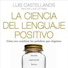Libros antiguos: LA CIENCIA DEL LENGUAJE POSITIVO. - CASTELLANOS, LUIS.. Lote 217762331