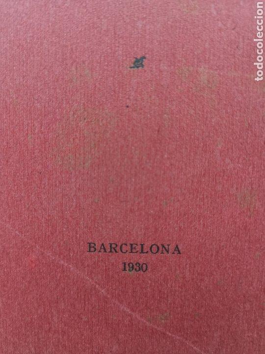 Libros antiguos: Libro La asistencia de los psicópatas ya la beneficencia de 1930. Dr. Tomás Buquet Teixidor. - Foto 2 - 223716752