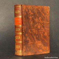 Livros antigos: 1843 - PENSAMIENTOS DE PASCAL - FILOSOFIA - INCLUYE SU BIOGRAFIA -. Lote 228312680