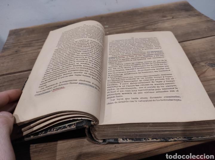 Libros antiguos: 1870. CURSO DE FILOSOFÍA ELEMENTAL. TRATADO DE PSICOLOGÍA. DON JOSÉ MORENO CASTELLÓ - Foto 3 - 233151270