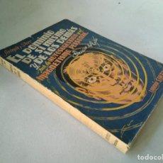 Libros antiguos: EL DOMINIO DE SÍ MISMO Y DE LOS DEMÁS POR LA AUTOGESTIÓN Y EL MAGNETISMO PERSONAL. Lote 233459725