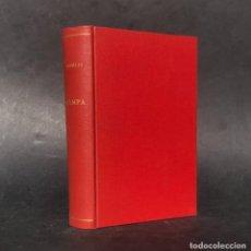 Livros antigos: 1898 - HAMPA - EL DELINCUENTE ESPAÑOL - GITANOS - PICARESCA -. Lote 237664510