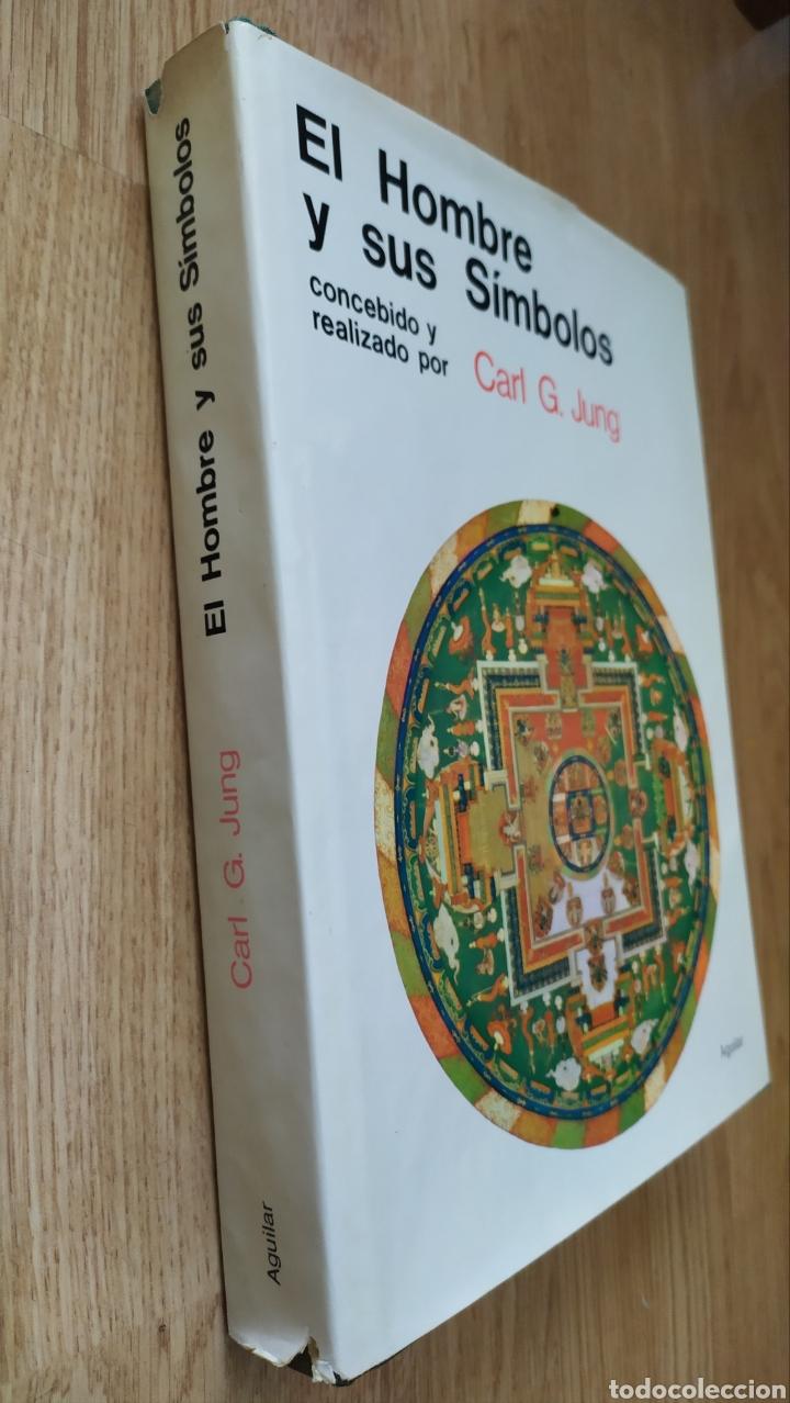 Libros antiguos: El hombre y sus símbolos. Carl Gustav Jung. Primera edición ilustrada. Aguilar 1966 - Foto 2 - 240648560