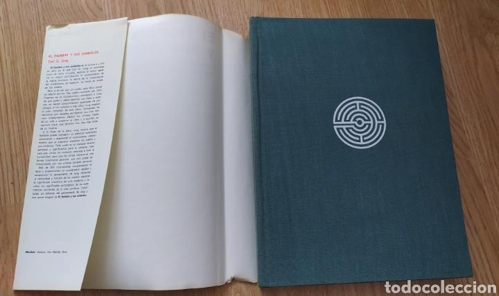 Libros antiguos: El hombre y sus símbolos. Carl Gustav Jung. Primera edición ilustrada. Aguilar 1966 - Foto 4 - 240648560