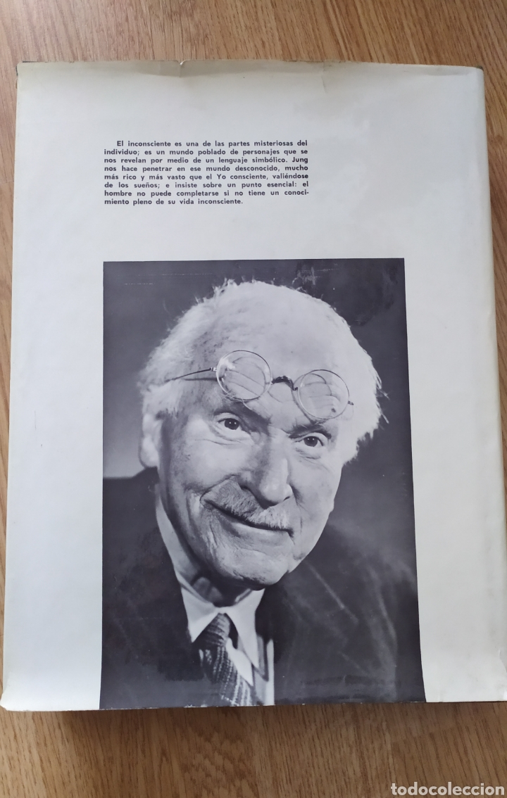 Libros antiguos: El hombre y sus símbolos. Carl Gustav Jung. Primera edición ilustrada. Aguilar 1966 - Foto 5 - 240648560