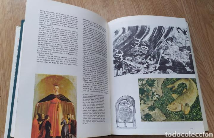 Libros antiguos: El hombre y sus símbolos. Carl Gustav Jung. Primera edición ilustrada. Aguilar 1966 - Foto 8 - 240648560