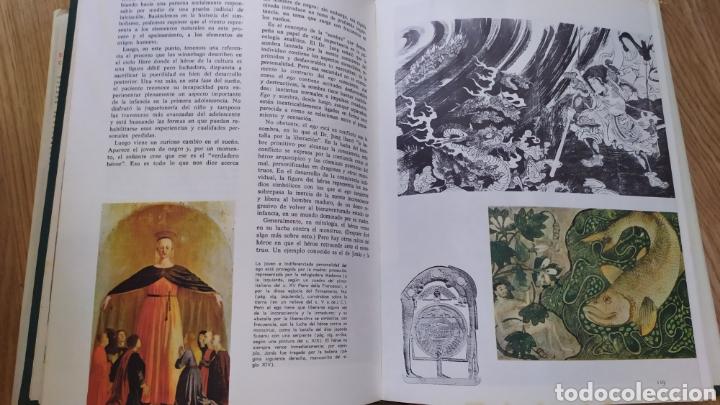 Libros antiguos: El hombre y sus símbolos. Carl Gustav Jung. Primera edición ilustrada. Aguilar 1966 - Foto 11 - 240648560