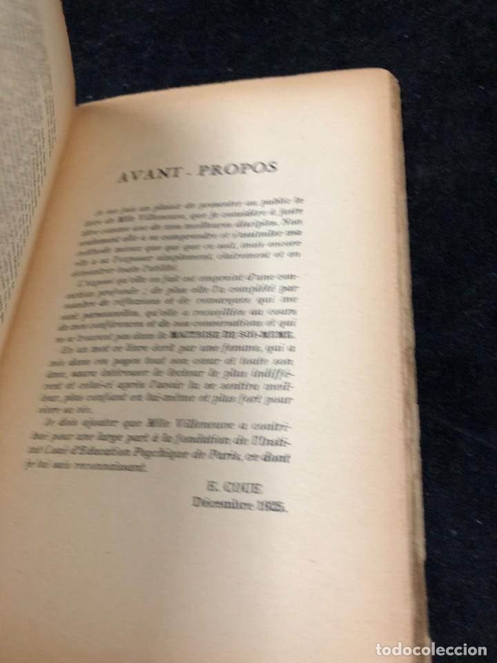 Libros antiguos: LES FORCES BIENFAISANTES. A. Villeneuve. Editions Oliven. 1926. francés. - Foto 8 - 262247150