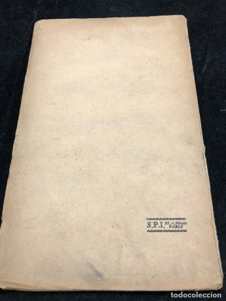 Libros antiguos: LES FORCES BIENFAISANTES. A. Villeneuve. Editions Oliven. 1926. francés. - Foto 9 - 262247150