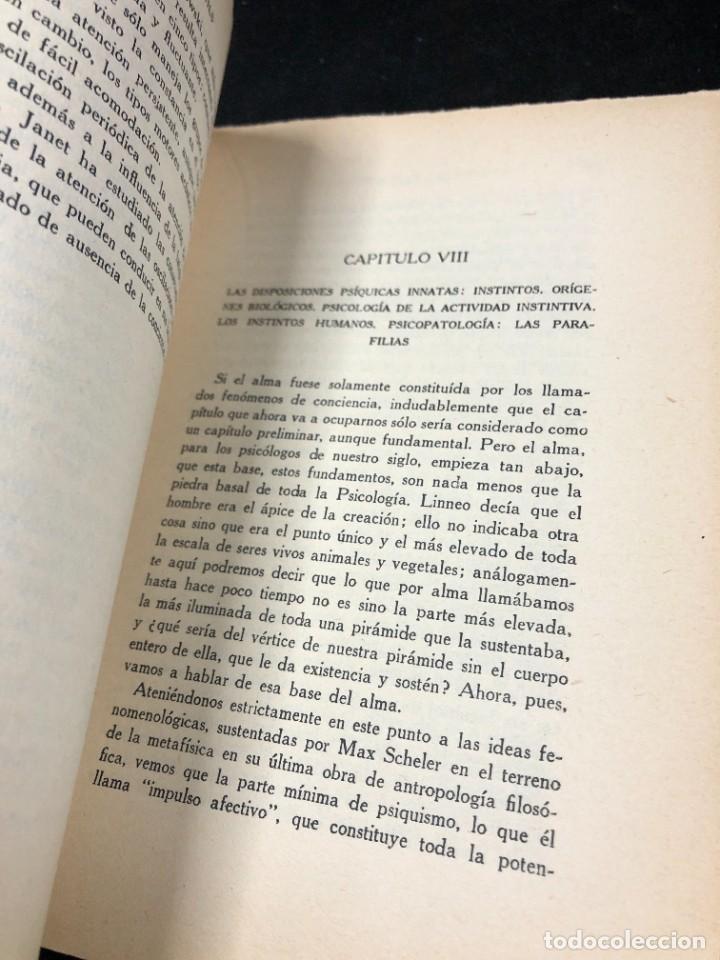 Libros antiguos: Psicopatología De Las Neurosis. Angel Suils Editorial España 1933. Dedicatoria y firma del autor - Foto 7 - 262991785