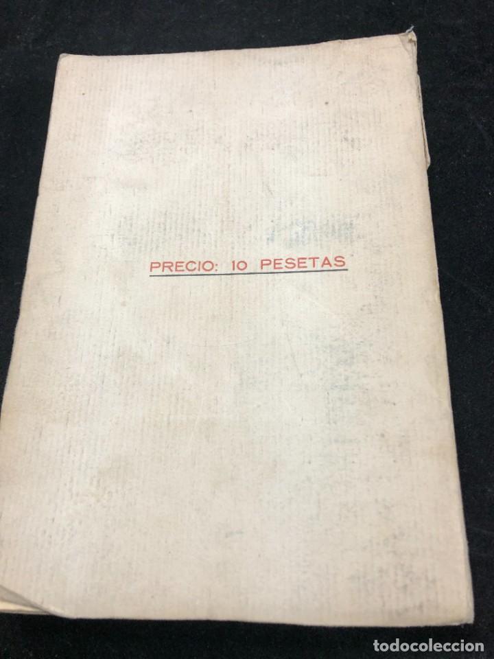 Libros antiguos: Psicopatología De Las Neurosis. Angel Suils Editorial España 1933. Dedicatoria y firma del autor - Foto 14 - 262991785