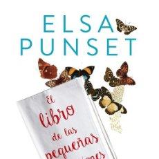 Libros antiguos: EL LIBRO DE LAS PEQUEÑAS REVOLUCIONES. - PUNSET, ELSA.. Lote 268259254