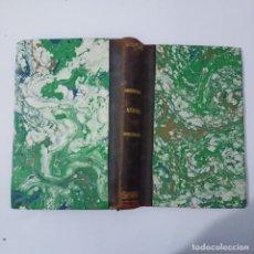 Libros antiguos: COMPENDIO DE LAS LECCIONES DE FILOSOFÍA JUAN JOSÉ ARBOLÍ 1846 VICENTE CARUANA CADÍZ PSICOLOGÍA. Lote 274629908