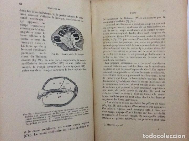 Libros antiguos: Précis de Psychologie, Por William James/ B. Baudin y G. Bertier, 1932. Muy escaso - Foto 5 - 284837013