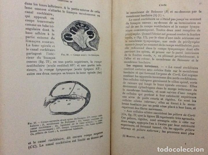 Libros antiguos: Précis de Psychologie, Por William James/ B. Baudin y G. Bertier, 1932. Muy escaso - Foto 7 - 284837013