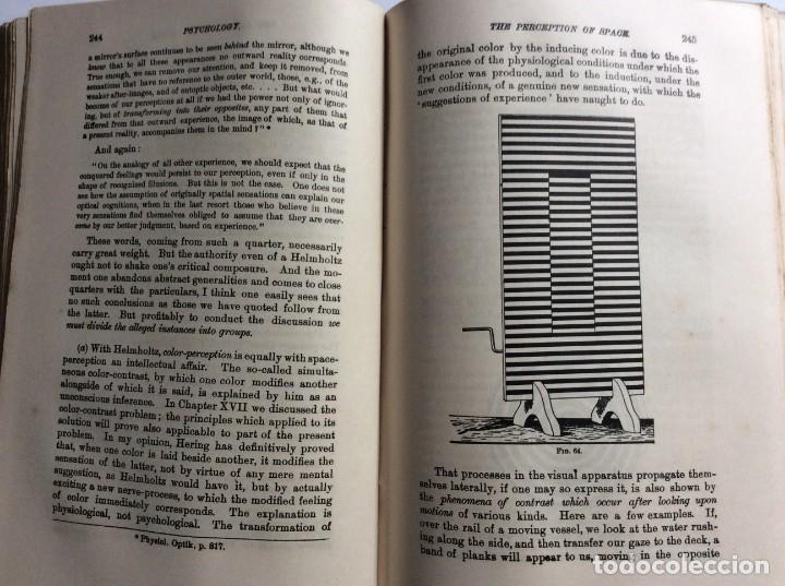 Libros antiguos: The Principles of Psychology. William James, 1918. Ilustrado. En inglés. Muy raro. Salida a 1 € - Foto 12 - 286722628