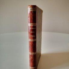 Libros antiguos: 1869 ENCHIRIDION DE PSICOLOGIA LOGICA Y ETICA BUEN ESTADO EN GENERAL MANUAL LIBRO. Lote 286817378