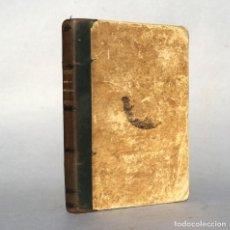 Libros antiguos: AÑO 1881 - ELEMENTOS DE PSICOLOGÍA - PEDRO FELIPE MONLAU. Lote 289247173