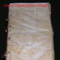 Libros antiguos: CORNELLI IANSENII - PARAPHRASIS IN PSALMOS OMNES DAVIDICOS, CUM ARGUMENTIS, ENVIO CERTIFICADO GRATIS. Lote 27640925