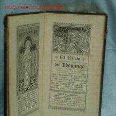 Libros antiguos: LIBRO RELIGIOSO . Lote 13403645