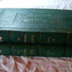 Libros antiguos: ANTIGUA BIBLIA DE 1864 · TOMOS 1 Y 2 DEL NUEVO TESTAMENTO. Lote 2187696