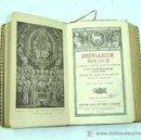 Libros antiguos: BREVIARIUM ROMANUM - RATISBONA / ROMA 1904. Lote 25101319