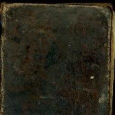 Libros antiguos: GUIA DEL CRISTIANO. PEQUEÑO LIBRO DE RELIGIÓN ENCUADERNADO EN PIEL. Lote 27187259