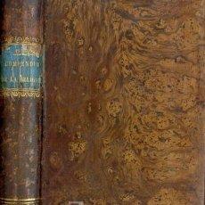 Libros antiguos: 1868 PINTON -COMPENDIO HISTÓRICO DE LA RELIGION 2 TOMOS OBRA COMPLETA. Lote 26587044