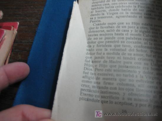 Libros antiguos: VIDA DE LA VIRGEN COLECCION FLORES CELESTES CALLEJA 1915 - Foto 2 - 7120665