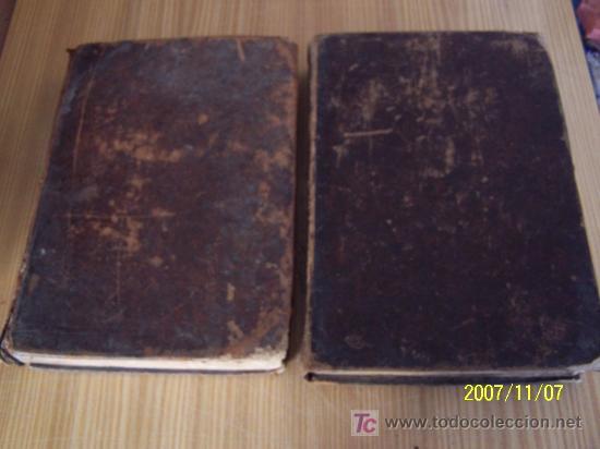Libros antiguos: EL MUNDO HISTORIA DE TODOS LOS PUEBLOS DESDE LA MÁS REMOTA ANTIGÜEDAD HASTA NUESTROS DÍAS-1840.-2TOM - Foto 2 - 15178775