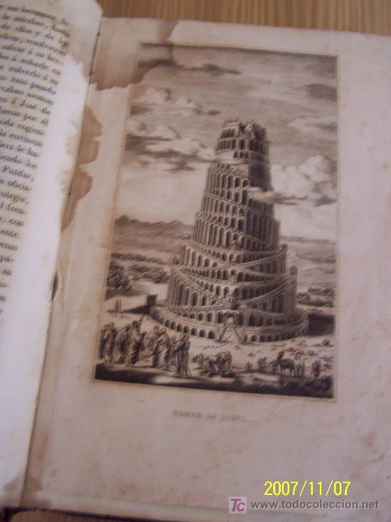 Libros antiguos: EL MUNDO HISTORIA DE TODOS LOS PUEBLOS DESDE LA MÁS REMOTA ANTIGÜEDAD HASTA NUESTROS DÍAS-1840.-2TOM - Foto 4 - 15178775