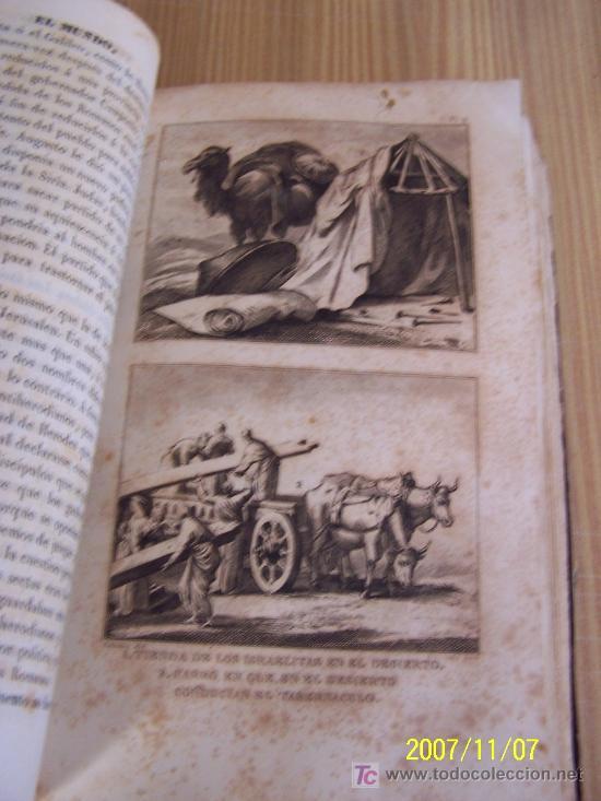 Libros antiguos: EL MUNDO HISTORIA DE TODOS LOS PUEBLOS DESDE LA MÁS REMOTA ANTIGÜEDAD HASTA NUESTROS DÍAS-1840.-2TOM - Foto 5 - 15178775