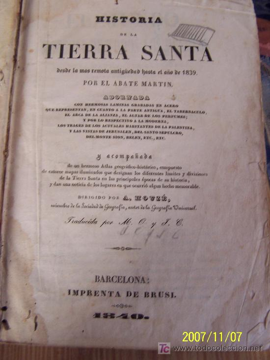 Libros antiguos: EL MUNDO HISTORIA DE TODOS LOS PUEBLOS DESDE LA MÁS REMOTA ANTIGÜEDAD HASTA NUESTROS DÍAS-1840.-2TOM - Foto 7 - 15178775