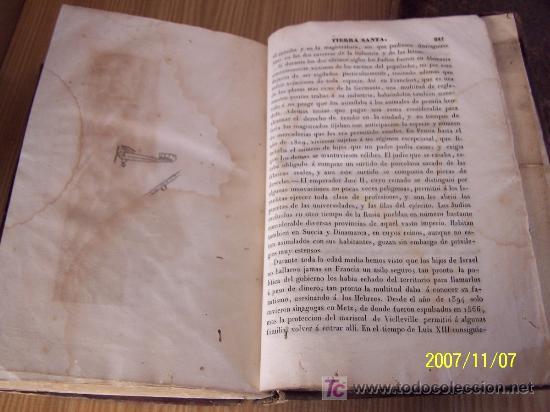 Libros antiguos: EL MUNDO HISTORIA DE TODOS LOS PUEBLOS DESDE LA MÁS REMOTA ANTIGÜEDAD HASTA NUESTROS DÍAS-1840.-2TOM - Foto 10 - 15178775
