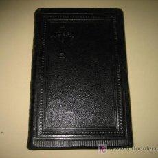 Libros antiguos: INSTRUCCION AL PUEBLO SOBRE LOS DIEZ MANDAMIENTOS Y LOS SAGRAMENTOS. Lote 6965061