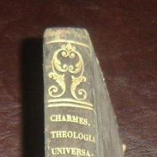 Libros antiguos: TRACTATUS DE RELIGIONE - D.ANTONIO MONESCILLO - MADRID 1848 - TOMO 2. Lote 7019627