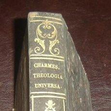 Libros antiguos: TRACTATUS DE RELIGIONE - D.ANTONIO MONESCILLO - MADRID 1848 - TOMO 3. Lote 7019634