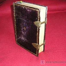 Libros antiguos: 1719 BREVIARIUM ROMANUM.PARS AUTUMNALIS. PLANTIN. PROPRIUM SANCTORUM, 1723+ETC.BREVIARIO. Lote 26828283