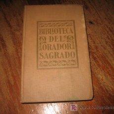 Libros antiguos: SERMONES E INSTRUCCIONES PARA CATEQUISTAS TOMO CUARTO . Lote 7250547