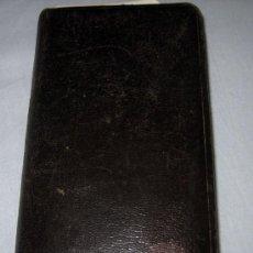 Libros antiguos: ANTIGUO MISAL DESTELLOS DEL AMOR DIVINO - DEVOCIONARIO QUE CONTIENE LA MISA POR J.A. DE LA VALLE - E. Lote 22642979