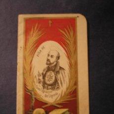 Libros antiguos: VIDA DE SAN IGNACIO DE LOYOLA. 1903. Lote 23172352