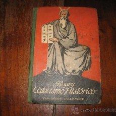 Libros antiguos: CATECISMO HISTORICO . Lote 10157096