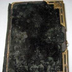 Libros antiguos: DEVOCIONARIO ROMANO - 1851 - SOCIEDAD RELIGIOSA - ASZ LITOGRAFIAS DE ZARAGOZANO - EL DIAMANTE DE LA . Lote 23848667