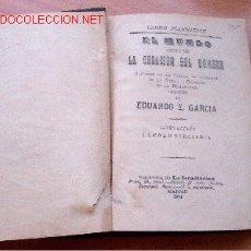 Libros antiguos: (L1) EL MUNDO ANTES DE LA CREACIÓN DEL HOMBRE-CAMILO FLAMMARION-LIBRO 5º LA EDAD TERCIARIA-AÑO 1902. Lote 27124398